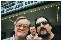 Trailer Park Boys: Drunk, High and Unemployed is now airing on #Netflix