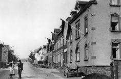 Saarbrucken, Saarland. September 1934//Robert Capa