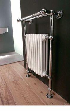Un radiateur compact - Plus de 25 radiateurs design, déco et vintage - CôtéMaison.fr