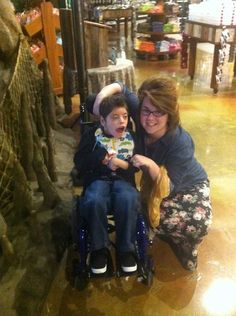 Mom Thanks Lady for Introducing Kids to Son With Disability | The Mighty