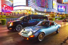 Route 66, Opel Gt, Classic Cars, Classic Auto, Las Vegas, Car Photography, Cars And Motorcycles, My Dream, Restoration
