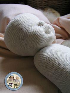 Magda – szmaciany niemowlaczek | Lalinda