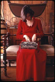 Stéphanie 1989 by mithraphoto, via Flickr