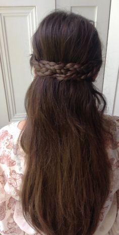 Medieval Hair Result Medieval Hairstyles Hair Styles Source by livingasalli hair Romantic Hairstyles, Princess Hairstyles, Wedding Hairstyles, Bad Hair Day, Weave Hairstyles, Cool Hairstyles, Renaissance Hairstyles, Blond, Short Hair Styles