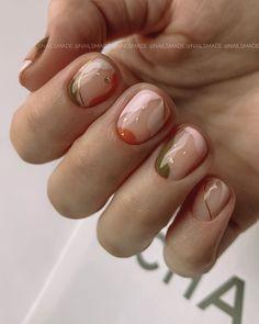 Neutral Nails, Nude Nails, Nail Manicure, Stylish Nails, Trendy Nails, Milky Nails, Nagellack Design, Modern Nails, Minimalist Nails