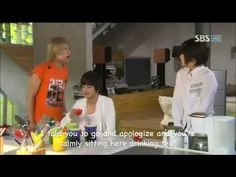 [ENG SUB] You're Beautiful - Jeremy (Lee Hong Ki) Funny Scenes - YouTube