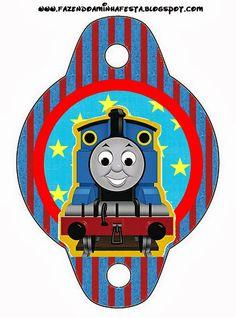 65 Mejores Imágenes De Tren Thomas Train Party Trains Birthday