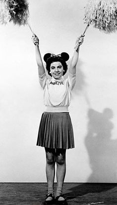 """Funicello was born on October 22, 1942, in Utica, New York. Annette Funicello, a member of Disney's original """"Mickey Mouse Club"""" from the 1950s, is dead at the age of 70 from complications of multiple sclerosis, a disease that she's battled since 1992. She died peacefully at her home in Bakersfield, California. Funicello's daughter, Gina Gilardi, tells """"Extra,"""" """"She's on her toes dancing in heaven ... no more MS. My brothers and I were there, holding her sweet hands when she left us."""""""
