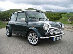Classic....1970 Mini Cooper