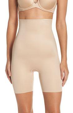 Ladies Shapewear 2 Pk Open item High Waist Tummy Thigh Shaper by Harve Size M L