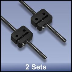SWMAKER 2 sets LOW-COST 395 MM CNC M8*1.25 STAINLESS STEEL LEAD SCREW AND DELRIN NUT //Price: $32.82//     #storecharger
