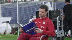 Xabi Alonso - Like a Boss Bayern Munchen