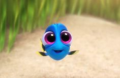 The latest Disney-Pixar film Finding Dory just released an adorable new clip, introducing baby Dory.