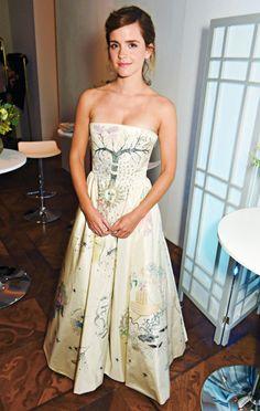 Emma Watson Elle Style Awards