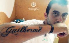 Homenagem ao filho - Foto #3608 - Mundo das Tatuagens