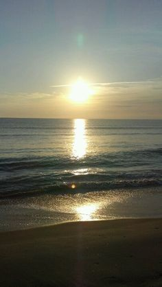 Sunrise @ Virginia Beach!