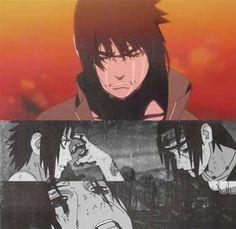 Itachi and Sasuke Uchiha ♥♥♥ #Brothers #LoveForever