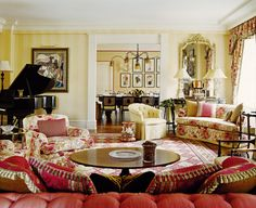 The talented @gideonmendelson creates compelling design in both modern and traditional styles.