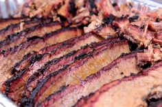Brisket Smoking Tutorial for Dummies - Smoking Meat Newsletter - In this article we take brisket smoking to a whole new level and investigate everything you will ev - Smoked Meat Recipes, Pulled Pork Recipes, Chef Recipes, Grilling Recipes, Traeger Recipes, Grilling Tips, Rib Recipes, Crockpot Recipes, Recipies
