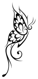 Trible Tattoos, Wrist Tattoos, Body Art Tattoos, I Tattoo, Tribal Butterfly Tattoo, Butterfly Sketch, Butterfly Tattoo Designs, Dream Catcher Vector, Flower Background Design