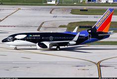 N713SW Southwest Airlines Boeing 737-7H4(WL)