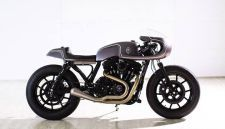 Harley-Davidson Sportster Cafe Racer - Rough Crafts
