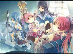 Tags: Anime, Fanart, Pixiv, Fruit Punch, Mahou Shoujo Madoka☆Magica