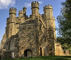 Battle Abbey, East Sussex, England.  Area #2