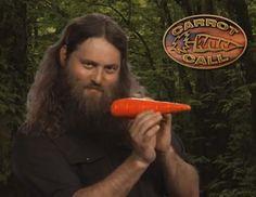 Duck Dynasty Carrot Calls
