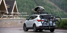 Get Out! Explore! Do It With a #SantaFe @Hyundai