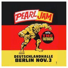 11/03/96 – Deutschlandhalle: Berlin, Germany Artist: Ames Bros.