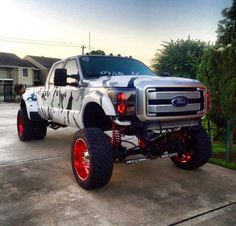 Ford Trukz!