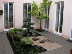 80 Wonderful Side Yard And Backyard Japanese Garden Design Ideas. If you are looking for 80 Wonderful Side Yard And Backyard Japanese Garden Design Ideas, You come to the right […]. Courtyard Landscaping, Small Courtyard Gardens, Small Courtyards, Small Gardens, Courtyard Design, Landscaping Ideas, Courtyard Ideas, Landscaping Shrubs, Japanese Garden Landscape