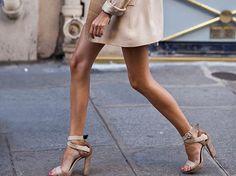 #fashion #streetstyle #neutrals #heels #oohlalaatights