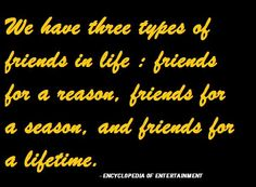 true friends...