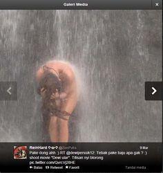 Dewi Persik Bugil di Film Titisan Nyi Blorong