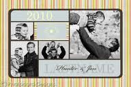 photo collage christmas card ideas