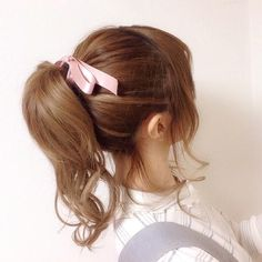 ♥ The Cutest Monthly Kawaii Subscription Box ♥ Receive cute items from Japan & Korea every month ♥ Kawaii Hairstyles, Pretty Hairstyles, Pigtail Hairstyles, Hair Inspo, Hair Inspiration, About Hair, Hair Goals, Ponytail, My Hair