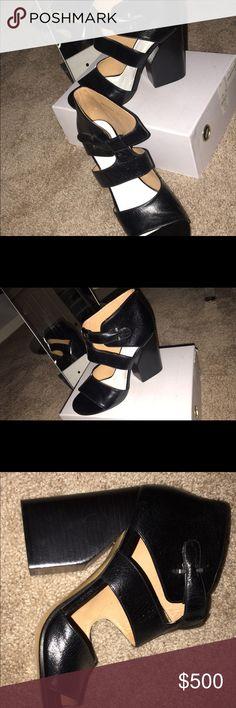 NEW🔥Maison Martin Margiela Shoes Maison Martin Margiela Shoes, New, no Box, size 41, Black Maison Martin Margiela Shoes