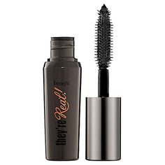 Benefit Cosmetics They're Real! Lengthening & Volumizing Mascara from Sephora. Shop more products from Sephora on Wanelo. Benefit Cosmetics, Mascara Tips, Nyc Cosmetics, Benefit Makeup, Makeup Cosmetics, Makeup Tips, Beauty Makeup, Makeup Products, Beauty Hacks