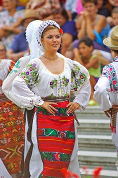 More reasons to visit Romania here… We Are The World, People Around The World, Folk Costume, Costumes, Romania People, Dracula, Visit Romania, Bridal Cape, Culture