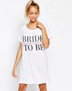 Adolescent Clothing Bride To Be Night T-Shirt