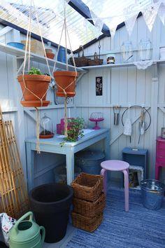 Tee-se-itse-naisen sisustusblogi: Simple Macrame Plant Hanger