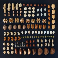 """objects of similar color """"Colors Organized Neatly"""" by photographer Emily Blincoe 2013-12 • check her following on Instagram or http://www.thesewoods.com"""