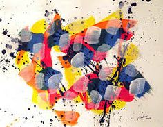 Marcel Barbeau OCOQ born February 18 1925 is a Canadian artist Born in Montreal Quebec he studied with PaulEmile Borduas He completed Foret vierge Marcel Barbeau, Montreal Quebec, Abstract Painters, Canadian Artists, Western Art, Yorkie, Artwork, Painting, February