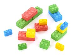 Candy Blox bring a whole new meaning to the phrase, playing with your food. These Lego© sized pieces of candy have the texture of a Sweetart. Lego Themed Party, Lego Birthday Party, Birthday Parties, 5th Birthday, 1990s Candy, Lego Candy, Right In The Childhood, 90s Childhood, Sour Fruit
