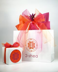 From Shea, with love.  Come by and see what your pretty package could hold!