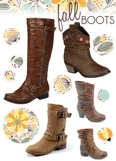 Fall Boots!!! By Summer Rio