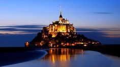 8 Reasons You Have To Visit Mont Saint-Michel in France! in Europe, France, Mont Saint-Michel - Travel - Hand Luggage Only