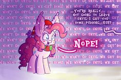 """""""Caroling with Pinkie Pie"""" Phineas And Ferb, Pinkie Pie, Cute Charms, The Heirs, I Got You, Art Blog, The Dreamers, Twitter Sign Up, Pony"""